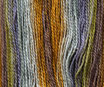 Wolle mehrfarbig BU45 / 190 Gramm
