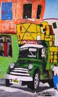El camión de mudanzas