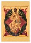 Thronender Christus Pantokrator