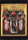 Synaxis der heiligen Engel