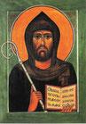 Heiliger Vater Benedikt