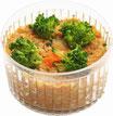 無添加ドッグフード 手作り食ペースト状 玄米と馬肉のリゾット