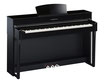 Yamaha Clavinova CLP 745 PE Digitalpiano schwarz poliert
