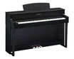 Yamaha Clavinova CLP 645 B Digitalpiano schwarz