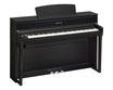 Yamaha Clavinova CLP 675 B Digitalpiano schwarz
