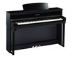 Yamaha Clavinova CLP 775 PE Digitalpiano schwarz poliert