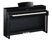 Yamaha Clavinova CLP 735 PE Digitalpiano schwarz poliert