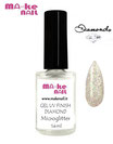 GEL UV FINISH DIAMOND MICROGLITTER 10 ML