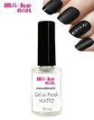 GEL UV FINISH MATTO \ SOAK-OFF 10 ML