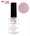 "GEL UV MONOFASICO ROSA ""FLASH"" 15 ML CON PENNELLO"