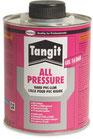 Tangit PVC Kleber, Typ All Pressure