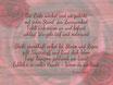 """"""" Die Liebe..."""" Motiv Rosen Text C. Scharf"""