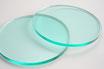 Glass-green 3mm Circle - Cut&Polish