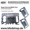 BfSD-Super Survival Multitool