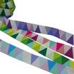 Ripsband mit Dreieck