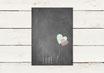 PDF Datei | Hochzeitseinladung | Love | Chalkboard