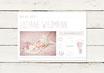 Babykarte | Geburtskarte | Juliane