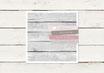 PDF Datei | Hochzeitseinladung | Quadrat | Holzlook | No 1