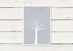 Gästeleinwand | Wedding Tree | Fingerprint Leinwand | Hochzeit | No 5