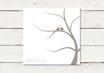 Gästeleinwand | Wedding Tree | Fingerprint Leinwand | Hochzeit | No 2