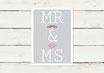 Hochzeitseinladung | MR & MS | No 2
