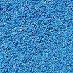 Farbgranulat 1-2mm Himmelblau (Beutel 2,4kg)