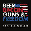 Beer, Bacon, Guns & Freedom