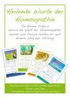 Heilende Worte der Homöopathie