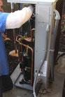 Forfait mise en service d'une installation de climatiseur split mural ou console