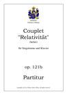 """Couplet """"Relativität"""", op. 121b"""