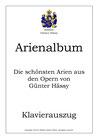 Arienalbum, div. Opus