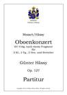Mozart - Hässy,  Oboenconcerto, op. 127 / KV 416g