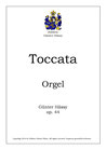 Toccata, op. 44