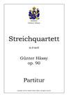 Streichquartett in d-moll, op. 90