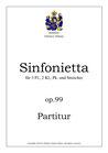 Sinfonietta. op. 99