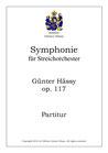 Streichersymphonie, op. 117