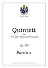 Quintett, op. 69