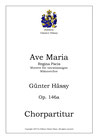 "Motette ""Ave Maria Pacis"", op. 146a"