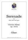 Sernade für Oboe, Horn und Fagott, op. 161b