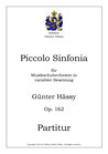 Piccola Sinfonia, op. 162