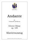 Andante für Violoncello und Klavier, op. 109