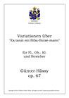 """Variationen über """"Es tanzt ein Biba-Butze-mann"""", op. 67"""