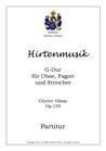 Hirtenmusik G-Dur, op. 159