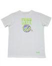 Fussball 94 - Männer Kurzarm Shirt, medium, weiss