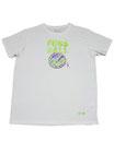 Fussball 97 - Männer Kurzarm Shirt, large, weiss