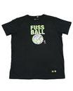 Fussball 99 - Männer Kurzarm Shirt, large, schwarz