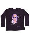 Feenreise 58/199 - Kinder Langarm Shirt, 2-3 Jahre, schwarz