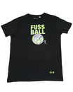 Fussball 96 - Männer Kurzarm Shirt, medium, schwarz