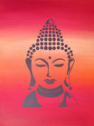 Margit Anglmaier: Buddha Pinky