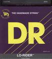 DR Strings Lo-Rider Nickel Plated Medium Lite 045-100 NMLH-45